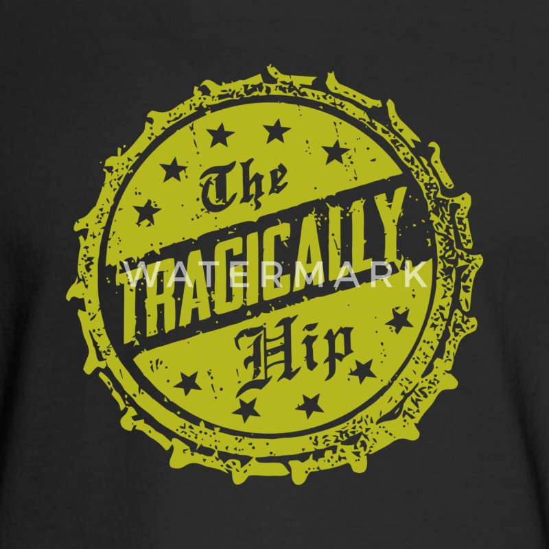 The Tragically Hip Cup Bottle Canada - Men's Long Sleeve T-Shirt