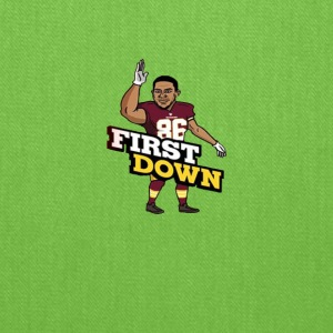"Jordan Reed ""First Down"" Merch for Redskins fans! - Tote Bag"
