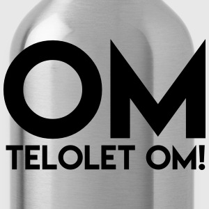 OM TELOLET OM 2 - Black - Water Bottle