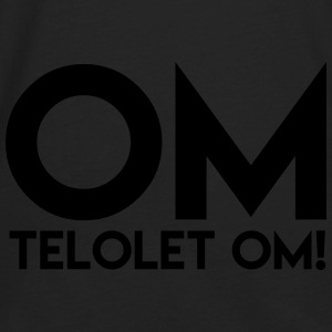 OM TELOLET OM 2 - Dark Sweater - Men's Premium Long Sleeve T-Shirt