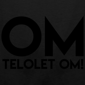 OM TELOLET OM 2 - Dark Sweater - Men's Premium Tank