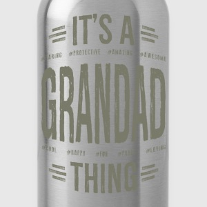 Grandad T-shirts Gifts - Water Bottle