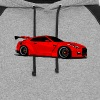 Liberty Walk GTR Premium - Colorblock Hoodie
