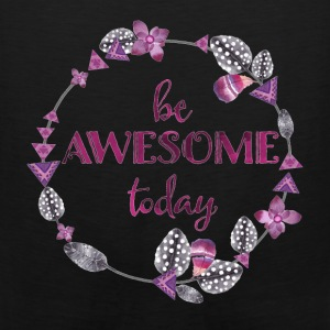 Be awesome today - Men's Premium Tank