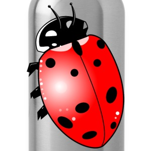 Ladybug Fun T-Shirts - Water Bottle