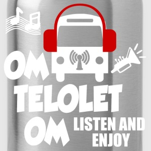 TELOLET 1112.png T-Shirts - Water Bottle