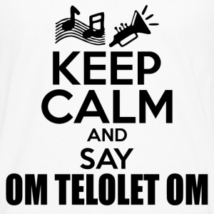 KEEP CALM TELOLET 111.png T-Shirts - Men's Premium Long Sleeve T-Shirt