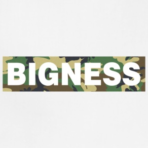 BIGNESS Camo - Adjustable Apron