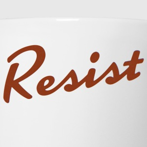 Resist T-Shirt - Coffee/Tea Mug