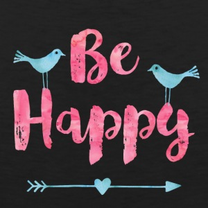 Be happy birds - Men's Premium Tank
