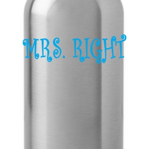 mrs_right_ - Water Bottle
