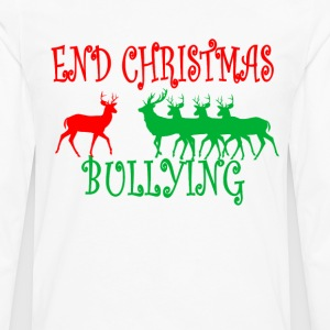 end_christmas_bullying_ - Men's Premium Long Sleeve T-Shirt