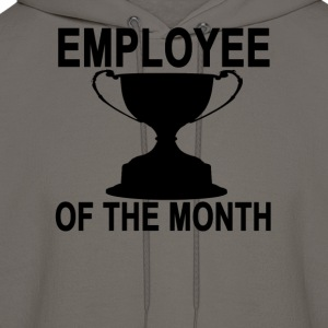 employee_of_the_month_ - Men's Hoodie