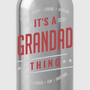 It's a Grandad Thing | T-shirts Gifts - Water Bottle