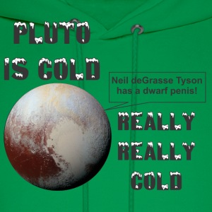 Pluto Cold T-Shirts - Men's Hoodie