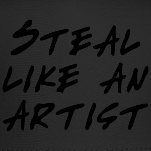 Steal like an artist T-Shirts - Trucker Cap