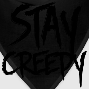 Stay Creepy T-Shirts - Bandana