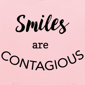 Smiles are contagious T-Shirts - Kids' Hoodie