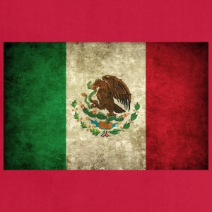 Mexico flag t-shirts etc - Adjustable Apron