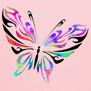 Colorful Butterfly - Kids' Hoodie