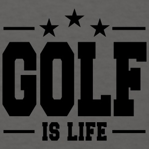golf is life 1 Bags & backpacks - Men's T-Shirt