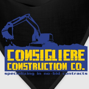 Consigliere Construction Co - Bandana