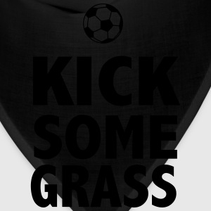Kick some grass T-Shirts - Bandana