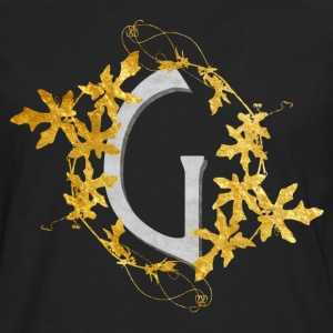 Initials2-G T-Shirts - Men's Premium Long Sleeve T-Shirt