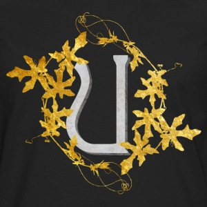 Initials2-U T-Shirts - Men's Premium Long Sleeve T-Shirt