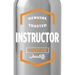 Instructor Logo Tees - Water Bottle