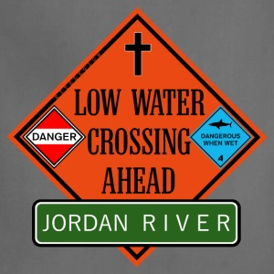 crossing jordan ahead us T-Shirts - Adjustable Apron