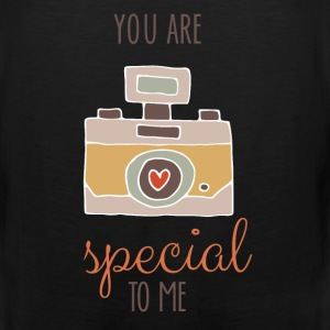 You Are Special To Me - Men's Premium Tank