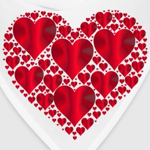 Hearts In Heart Rejuvenated 3 - Bandana