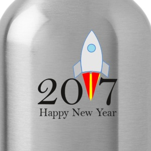 New Year 2017 - Water Bottle