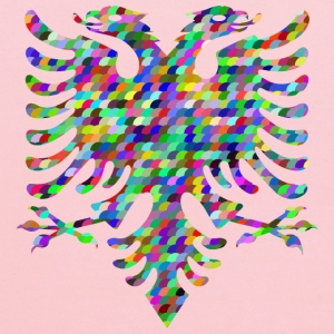 Prismatic Scales Double Headed Eagle - Kids' Hoodie