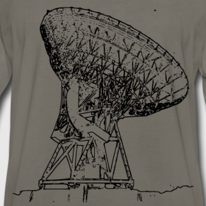 Radiotelescope - Men's Premium Long Sleeve T-Shirt