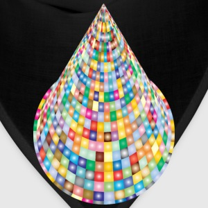 Colorful Cone - Bandana