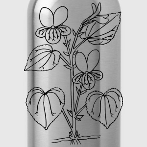 Pioneer violet - Water Bottle