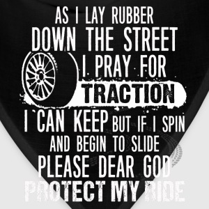 Tractor Prayer - I am a Tractor - Bandana