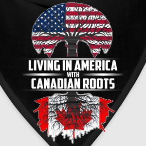Living in america with canadian roots - Bandana