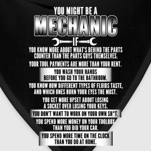Mechanic - You might be a mechanic - Bandana