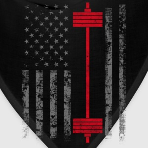 Power Lift - American Power weight lifting - Bandana