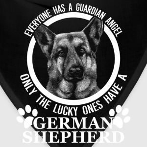 German Shepherd lover - Guardian angel - Bandana