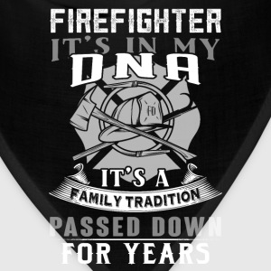 Fireman - It's a family tradition passed down - Bandana