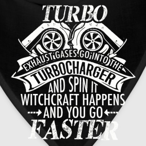 Racer - Turbo Witchcraft happens and you go faster - Bandana