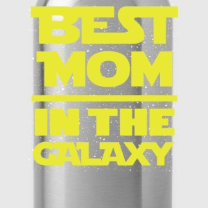 Best mom in the galaxy awesome t-shirt - Water Bottle