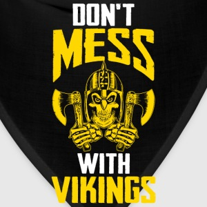 Viking - Don't mess with vikings - Bandana