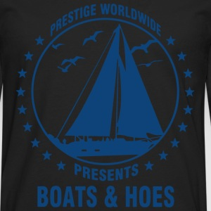 Boats  - Men's Premium Long Sleeve T-Shirt