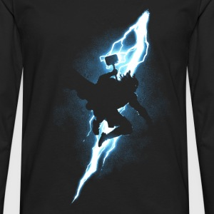 Thor - Awesome Thor Son of Odin t-shirt for fans - Men's Premium Long Sleeve T-Shirt