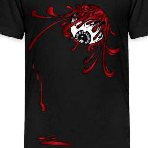 Bloody Eyeball Kids' Shirts - Toddler Premium T-Shirt